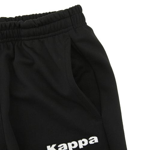 カッパ(Kappa) 【ゼビオ限定】 ボーイズ トレーニングパンツ KM7A2KB41S BK(Jr)
