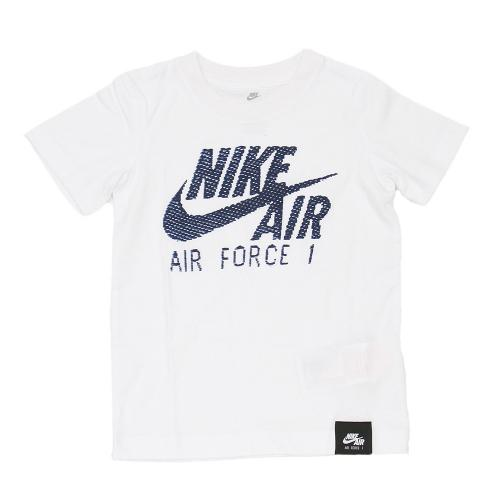 ナイキ(nike) AIR FORCE 1 Tシャツ 76B903-001(Jr)
