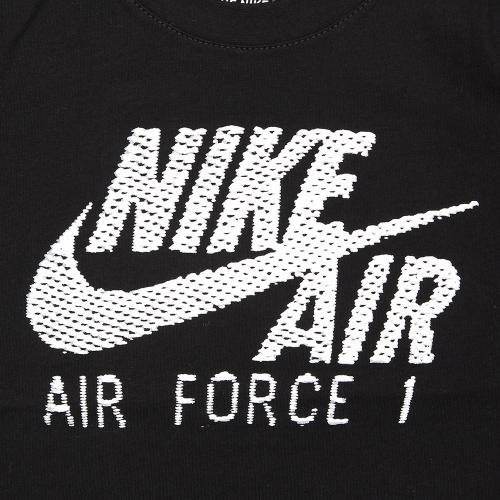 ナイキ(nike) AIR FORCE 1 Tシャツ 86B903-023(Jr)