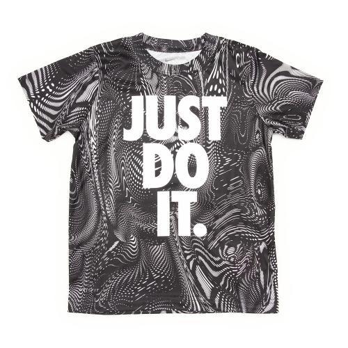 ナイキ(nike) SPLICE DF Tシャツ 86C036-023(Jr)
