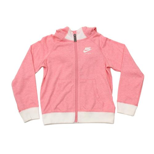 ナイキ(nike) GYM Vintage Little Kids Full-Zip Hoodie 36B842-A4E(Jr)
