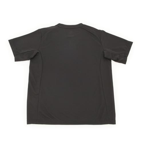 デサント(DESCENTE) サンスクリーン 片胸半袖シャツ DAT-5701J BLK(Jr)