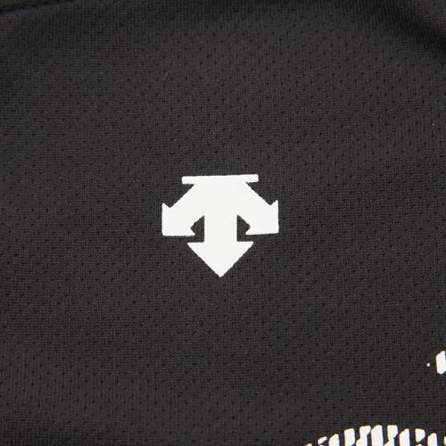 デサント(DESCENTE) サンスクリーン 全胸半袖シャツ DAT-5702J BLK(Jr)