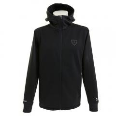 アンダーアーマー(UNDER ARMOUR) 9STRONG FLEECE HOODY #1305624 BLK BB(Men's)
