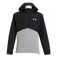 アンダーアーマー(UNDER ARMOUR) UNDENIABLE HZ HOODY #1305626 BLK/BB(Men's)