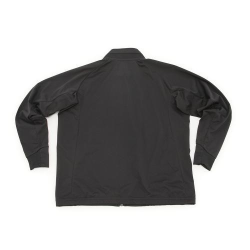デサント(DESCENTE) ドライトランスファー トレーニング ジャケット DAT-1701J BLK(Jr)