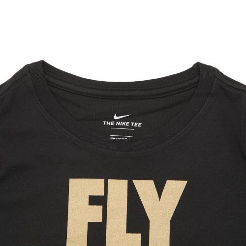 ナイキ(nike) YTH ドライ FLY WITH US 半袖Tシャツ 838626-010SU17(Jr)