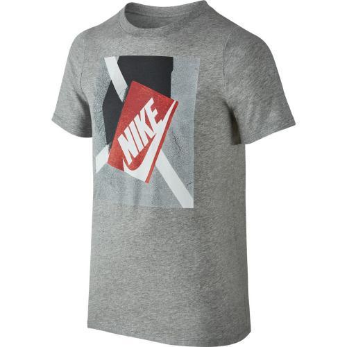 ナイキ(nike) ジュニア YTH シューボックス ショートスリーブ Tシャツ 838795-063SU17(Jr)