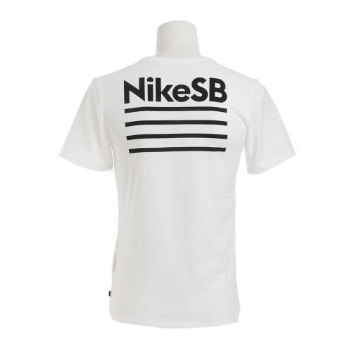 ナイキ(nike) SB ドライフィット ストライプ Tシャツ 841537-100SU17(Men's)