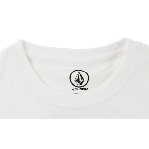 ボルコム(Volcom) Arizona ショートスリーブ Tシャツ A35217JB WHT(Men's)