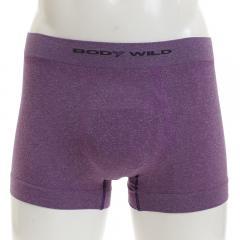 ボディワイルド(BODY WILD) 杢調ボクサーパンツ BWS848G PUG(Men's)