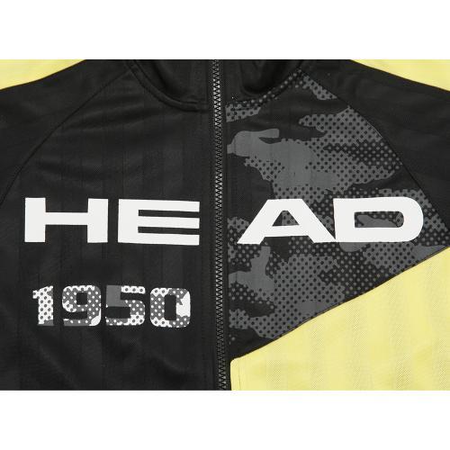ヘッド(HEAD) 【ゼビオ限定】 ジュニア ヘッドウォームアップスーツ 17111SP BLK(Jr)