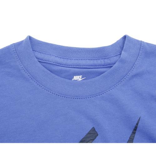 ナイキ(nike) FUTURA REVERBERATE Tシャツ 76C049-B9A(Jr)