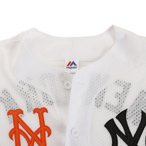 MAJESTIC エリアチーム BBシャツ MM21-MLB-0020-WHT1(Men's)