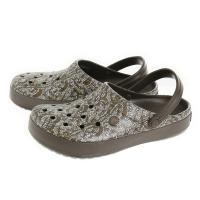 クロックス(crocs) クロックバンド ケーブル ニット クロッグ(crocband cable knit clog) D203609-206(Men's、Lady's)