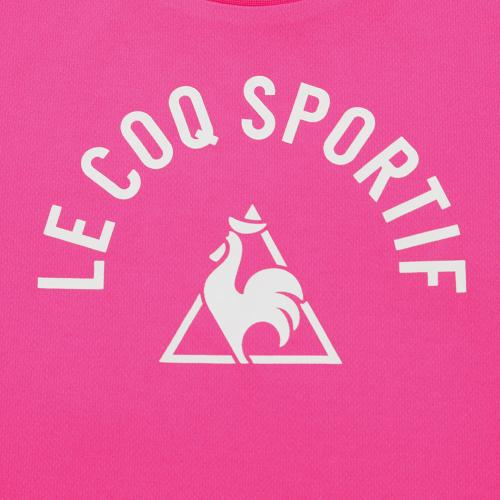 ルコック スポルティフ(Lecoq Sportif) ゼビオ限定 半袖シャツ QB018361JB MGP(Jr)