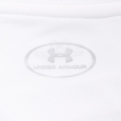 アンダーアーマー(UNDER ARMOUR) テック半袖Tシャツ PHYSICAL WTR2114 WHT(Lady's)