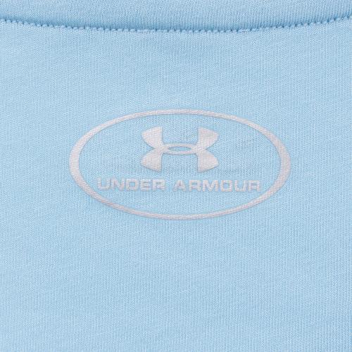 アンダーアーマー(UNDER ARMOUR) Fav Vネック半袖Tシャツ 96 WTR2454 SKB(Lady's)