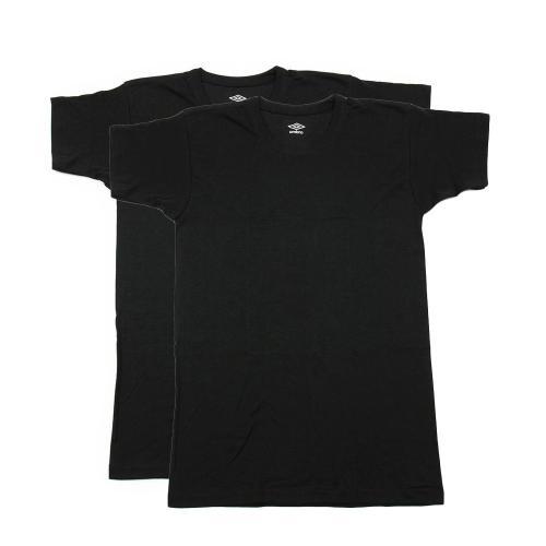 アンブロ(UMBRO) ジュニアTシャツ UB1675F BLK(Jr)