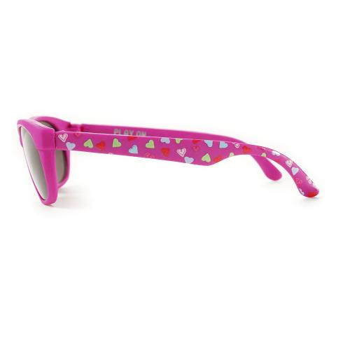 スパイス(SPICE) ジュニア FASHION GLASSES COLORFUL HEART SFKY1702(Jr)