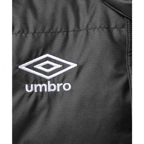 アンブロ(UMBRO) ロングダウンコート UCA1742 BLK(Men's)