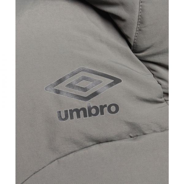 アンブロ(UMBRO) オフフィールド フーデッドダウンジャケット UCA4770 MAGN(Men's)