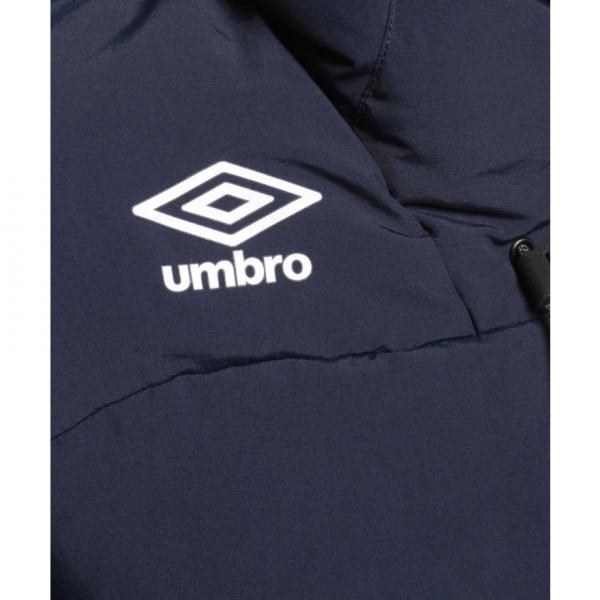 アンブロ(UMBRO) オフフィールド フーデッドダウンジャケット UCA4770 NVY(Men's)