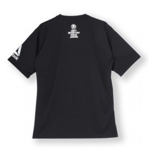 リーボック(REEBOK) SPARTAN RACE 日本開催記念Tシャツ  EVS43-CX1893(Men's)