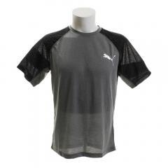 プーマ(PUMA) X LAYER グラフィック 半袖Tシャツ 514429 29 GRY(Men's)