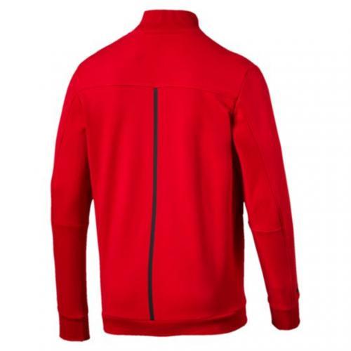 プーマ(PUMA) フェラーリ スウェットジャケット 573460 02 RED(Men's)