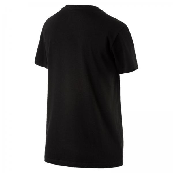 プーマ(PUMA) アーカイブロゴ Tシャツ 573882 61 BLK(Lady's)