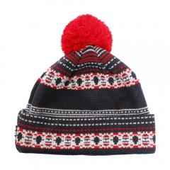 4STAR FAIR ISLE BEANIE ニットキャップ 4SHC16 MULTI COLOR(Men's)