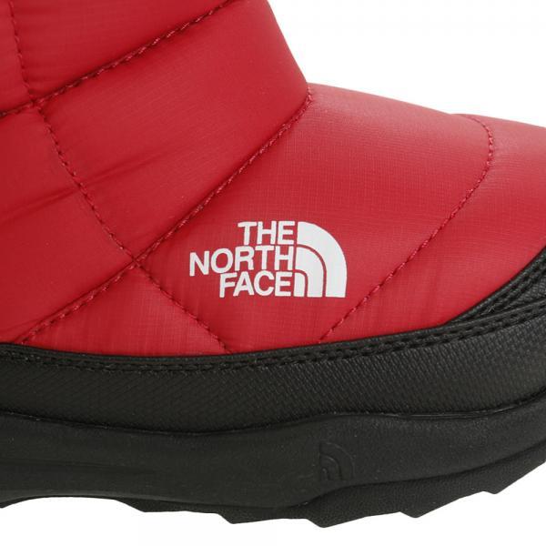 ノースフェイス(THE NORTH FACE) ヌプシブーティー(Nuptse Bootie) 4 NFJ51781 RK(Jr)