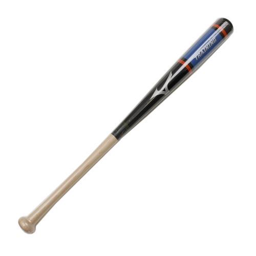 ミズノ(MIZUNO) 木製トレーニングバット 打撃可 85cm/平均1000g 1CJWT15485 0927(Men's)
