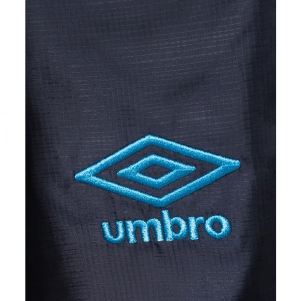 アンブロ(UMBRO) ジュニア ラインドサーモパンツ UBA4738KP NVY(Jr)