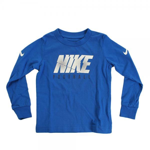 ナイキ(nike) 長袖Tシャツ コットン ボーイズ HN キッズ 17037 76C480-U72(Jr)