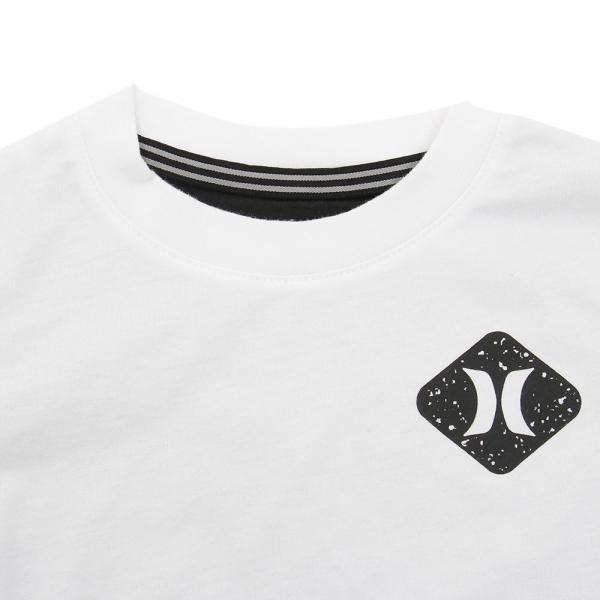 ハーレー(HURLEY) Tシャツ BY-17004 782619-001(Jr)