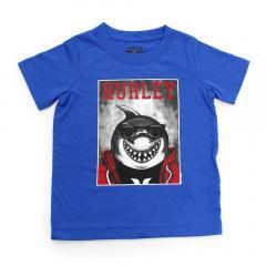 ハーレー(HURLEY) Tシャツプリント BY-17016 782679-BB6(Jr)