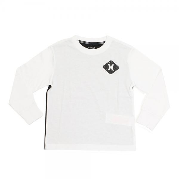 ハーレー(HURLEY) Tシャツ ワンポイント BY-17004 882619-001(Jr)