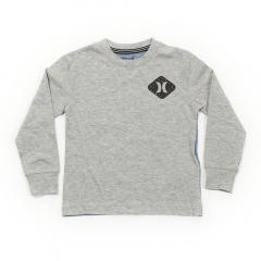ハーレー(HURLEY) HH 長袖Tシャツ BY-17006 882619-042 ジュニア ジャケット(Jr)