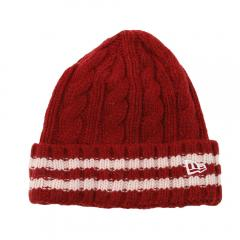 ニューエラ(NEW ERA) LG CUFF KNIT WOOL LI 11474400(Men's)