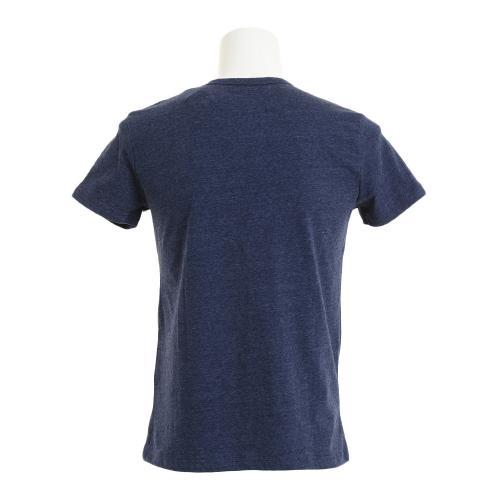 エックスタイル(Xtyle) 半袖プリントTシャツ E4TH 871C7CD5422 NVY(Men's)
