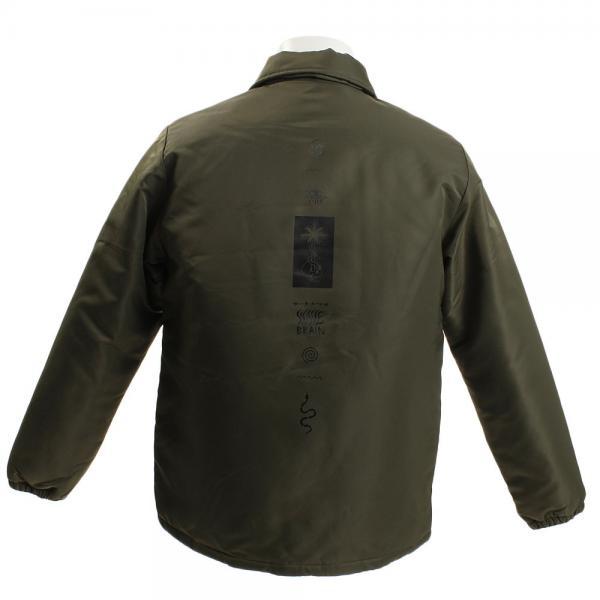 ビラボン(BILLABONG) ヘビーナイロンツイルジャケット TERMOLIT AH012761 MIL(Men's)