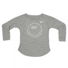 ナイキ(nike) HNキッズ Tシャツ GRY-17087 26C502-042(Jr)