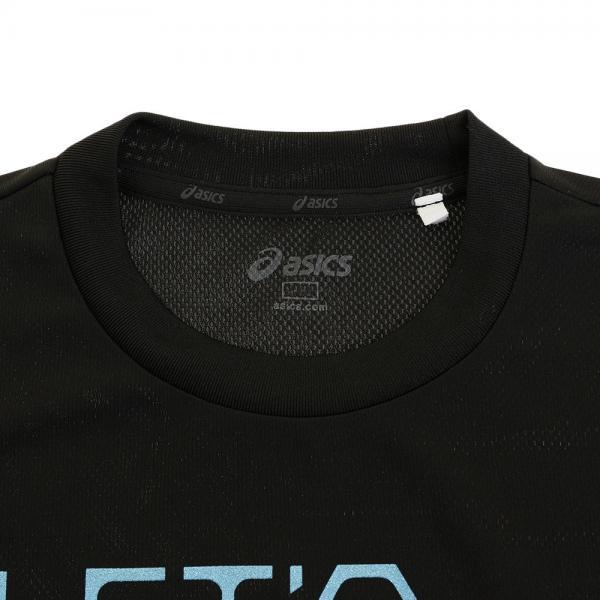アシックス(ASICS) プリント長袖 Tシャツ XB6626.90C(Jr)