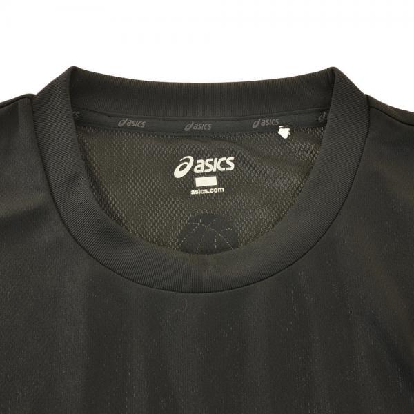 アシックス(ASICS) ゼビオ限定  プリント長袖シャツ XB035X.90(Men's)
