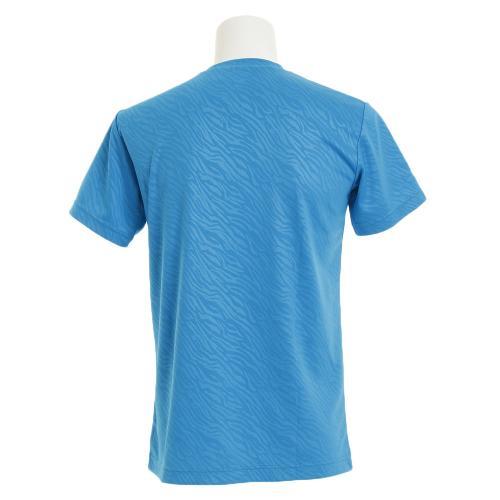 ローリングス(Rawlings) ゼブラロゴTシャツ ASS7F02-BLU(Men's)