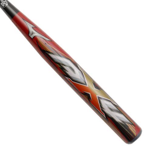 ミズノ(MIZUNO) ソフトボール用バット ミズノプロ AX4 84cm/平均680g 1CJFS30684 6209(Men's)