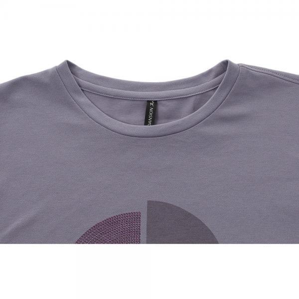 ダンスキン(DANSKIN) Tシャツ DB77323 MB(Lady's)