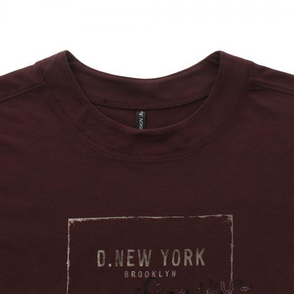 ダンスキン(DANSKIN) Tシャツ DB77324 BW(Lady's)